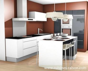 Cr er concevoir sa cuisine en 3d cuisines raison - Concevoir sa cuisine en 3d ikea ...