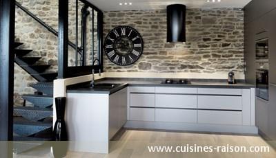 Cuisine catalogue/cuisine-design-moderne - Cuisines Raison